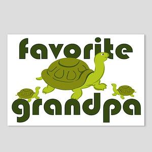 Favorite Grandpa Postcards (Package of 8)