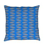 Sand Tiger Shark Everyday Pillow