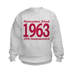 1963 - JFK Assassination Sweatshirt