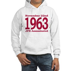 1963 - JFK Assassination Hoodie