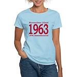1963 - JFK Assassination Women's Light T-Shirt