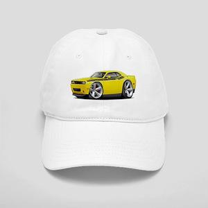 Challenger RT Yellow-Black Car Cap
