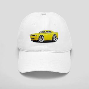 Challenger RT Yellow Car Cap
