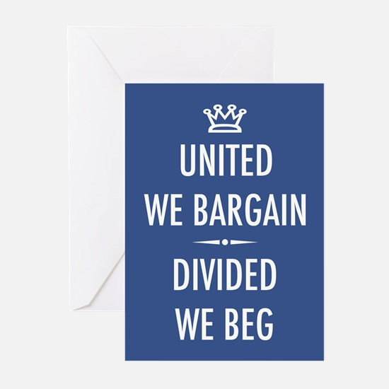 Bargain or Beg Greeting Cards (Pk of 10)