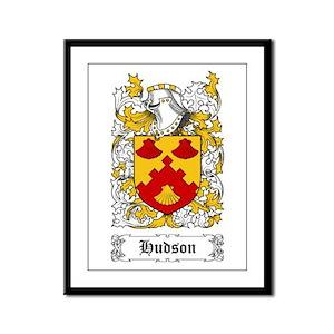 Hudson Framed Panel Print