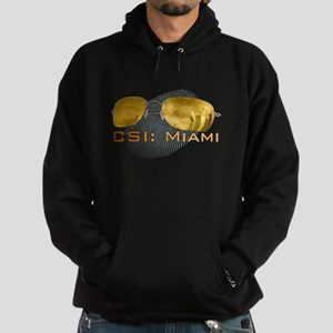 CSI Miami Caine's Sunglasses Hoodie (dark)