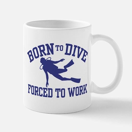 Funny Scuba Mug