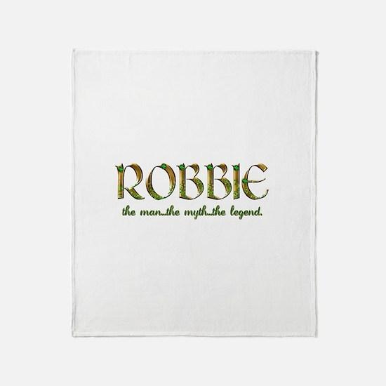 Robbie Throw Blanket