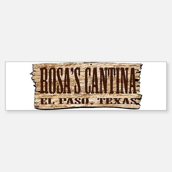 Rosa's Cantina Sticker (Bumper)