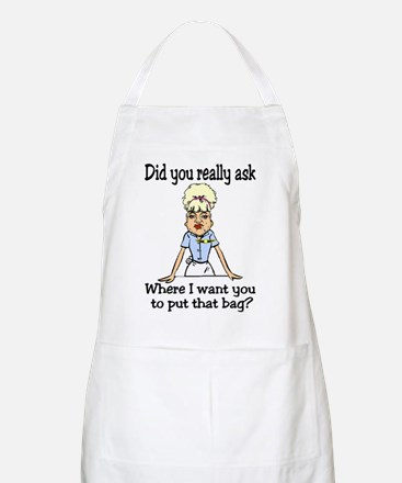 Since You Asked... Apron