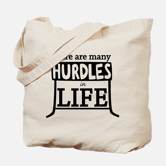 Hurdles Tote Bag