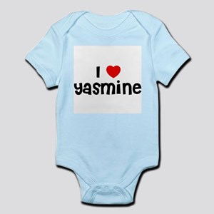 I * Yasmine Infant Creeper