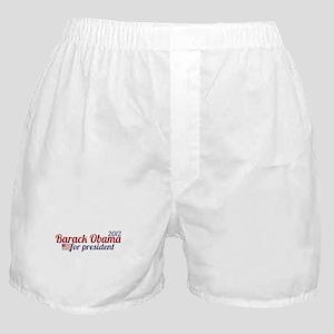 Barack Obama 2012 Boxer Shorts