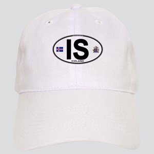 Iceland Euro Oval Cap