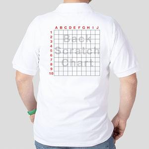 Back Scratch Golf Shirt