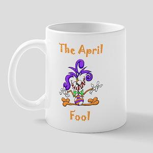 The April Fool Mug