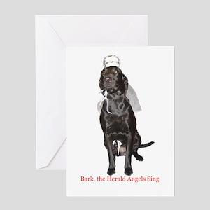 angel lab Greeting Card