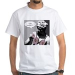 LAUGH OUT LOUD White T-Shirt