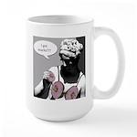 LAUGH OUT LOUD Large Mug