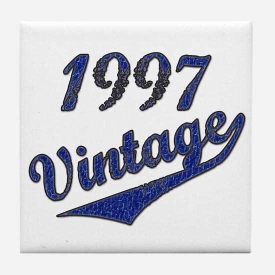 1997 Tile Coaster