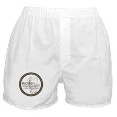 The Modern Vocalist - Larynx Boxer Shorts