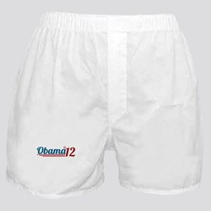 Obama President '12 Boxer Shorts