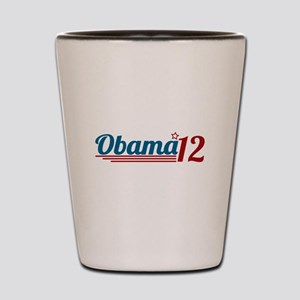 Obama President '12 Shot Glass
