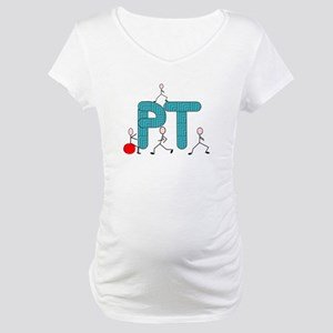Physical Therapy Maternity T-Shirt