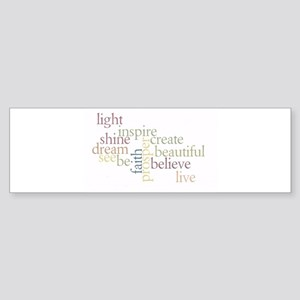 Kindness Matters Sticker (Bumper 10 pk)