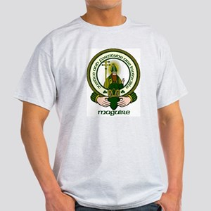 Maguire Clan Motto Light T-Shirt