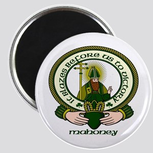 "Mahoney Clan Motto 2.25"" Magnet (10 pack)"