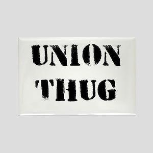 Original Union Thug Rectangle Magnet