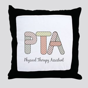 Physical Therapy Throw Pillow