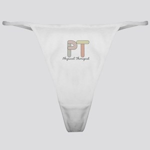 Physical Therapy Classic Thong
