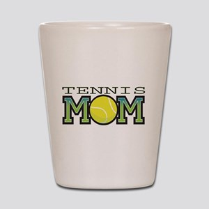 Tennis Mom Shot Glass
