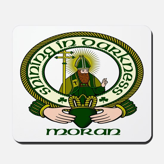 Moran Clan Motto Mousepad