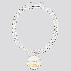 Canta Che Ti Passa Charm Bracelet, One Charm
