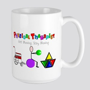 Physical Therapy Large Mug