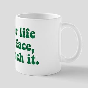 Punch It Mug