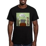 ATV Program Men's Fitted T-Shirt (dark)