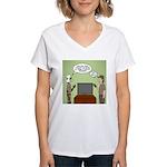 ATV Program Women's V-Neck T-Shirt