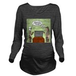 ATV Program Long Sleeve Maternity T-Shirt