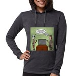 ATV Program Womens Hooded Shirt