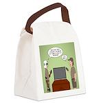 ATV Program Canvas Lunch Bag