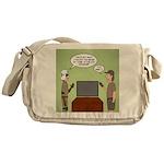 ATV Program Messenger Bag