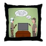 ATV Program Throw Pillow