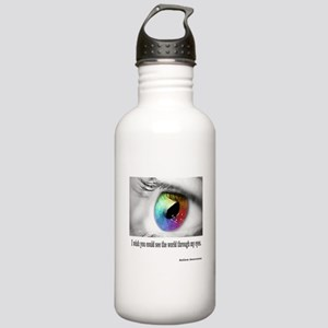 I wish you could see Stainless Water Bottle 1.0L