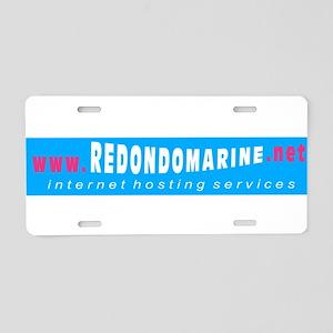 misc aka RANDOM items Aluminum License Plate