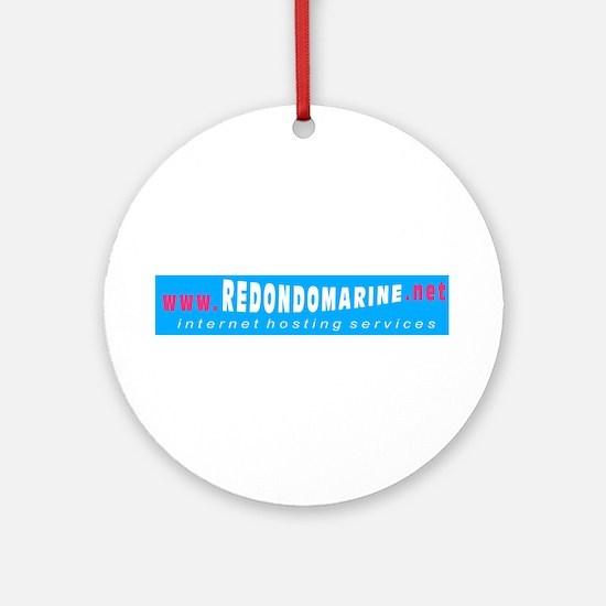 misc aka RANDOM items Ornament (Round)