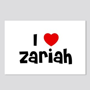I * Zariah Postcards (Package of 8)